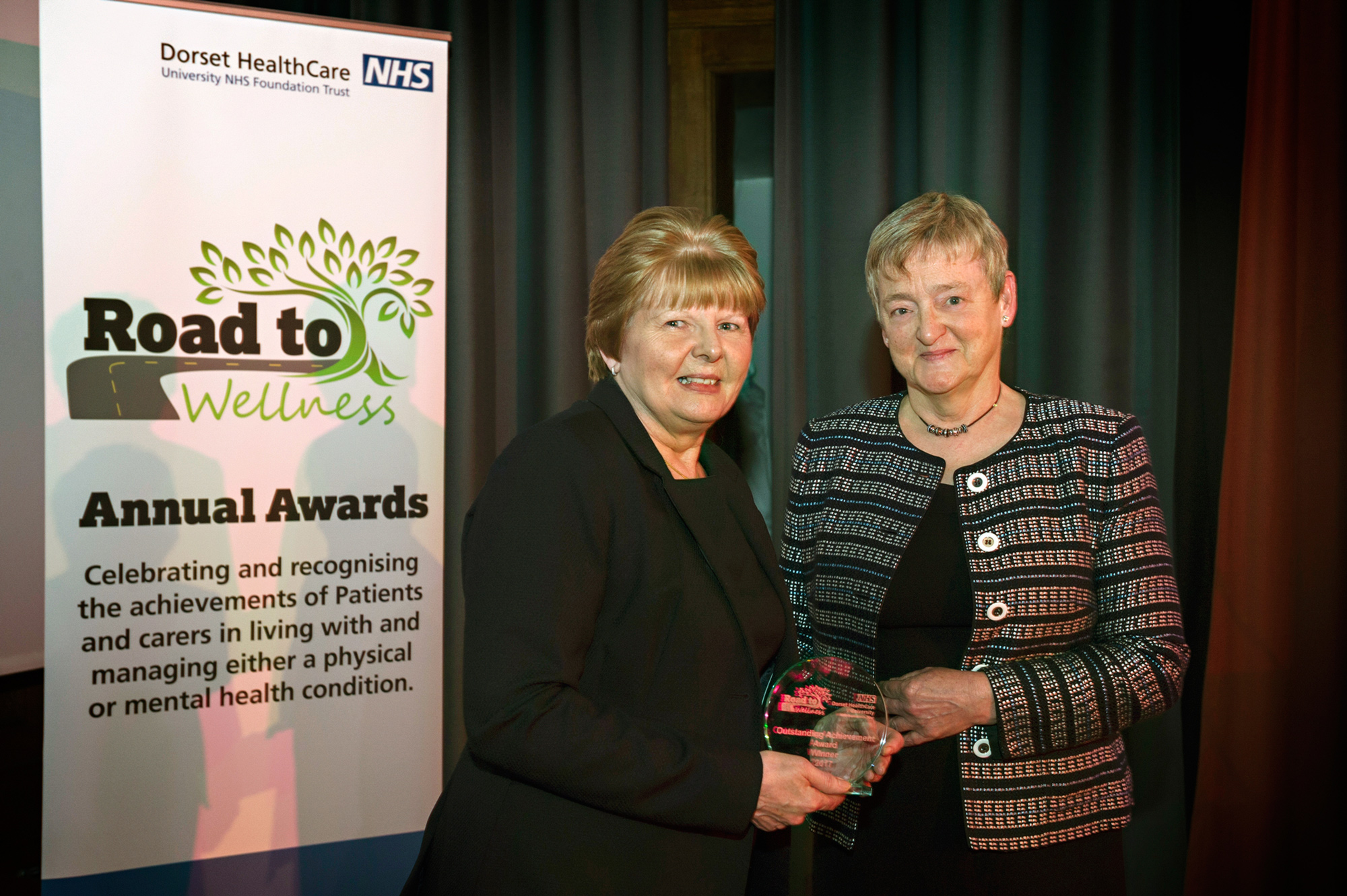 Help to celebrate outstanding recoveries from major health setbacks
