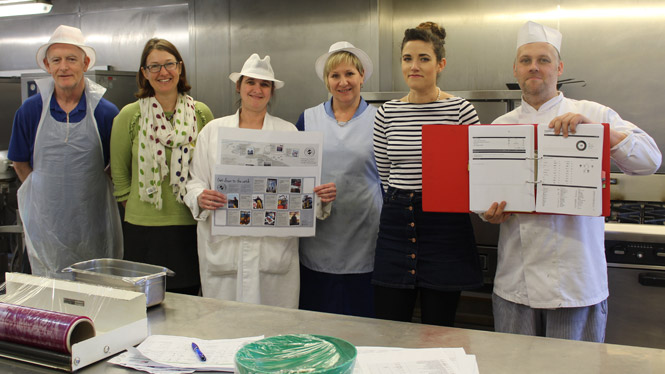 Nutrition students help to transform hospital menus