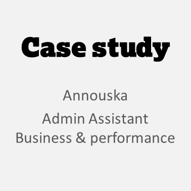 Apprentice Case Study - Icon 1 - Annouska