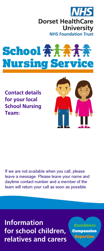 Dorset HealthCare :: School Nursing