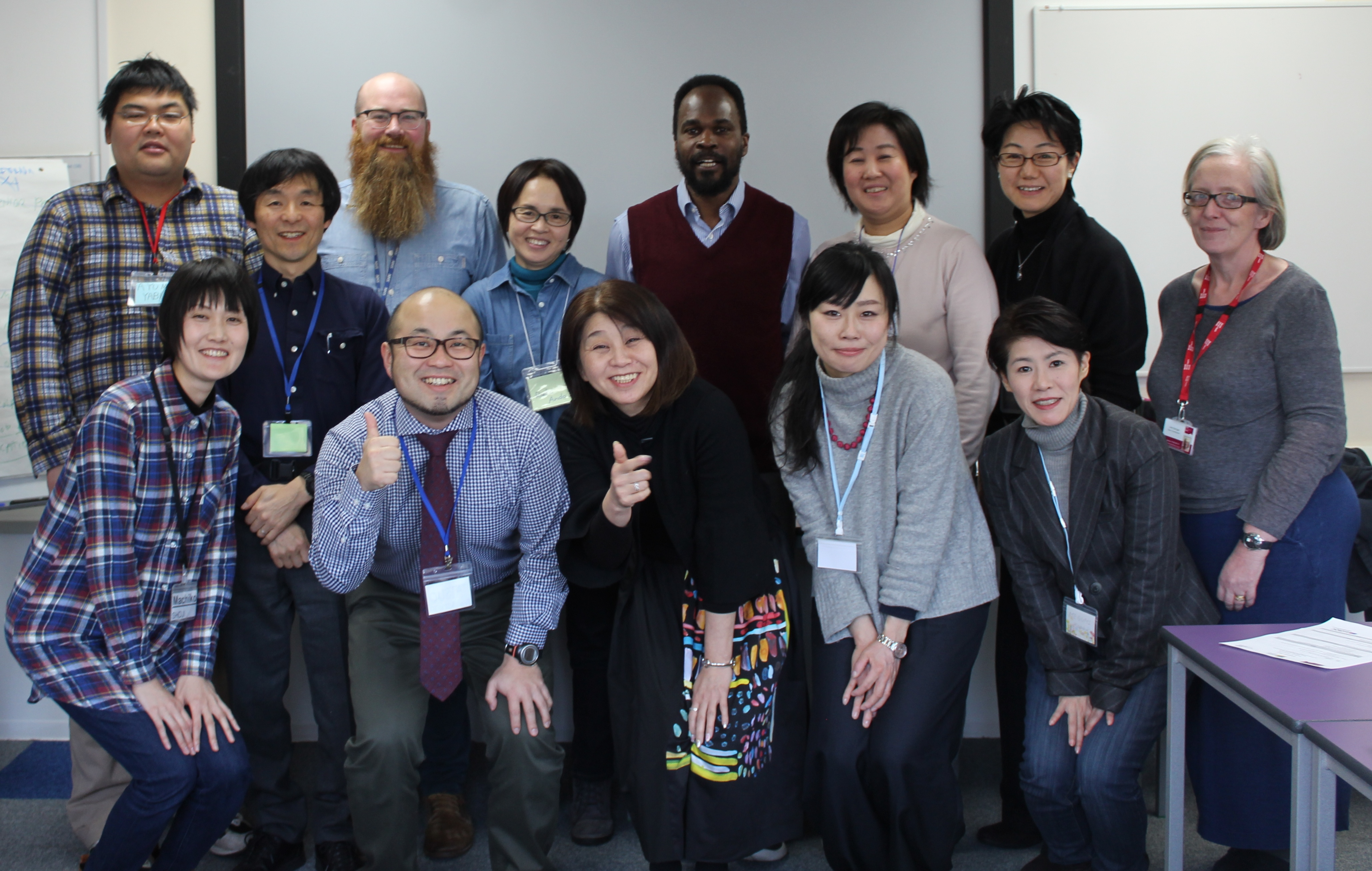 Recovery Education Centre proves big in Japan
